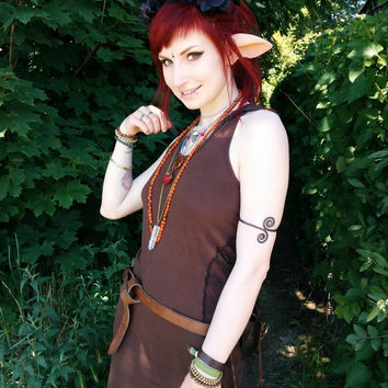 Custom Handmade Faun Satyr Saga Cosplay Elf Ears