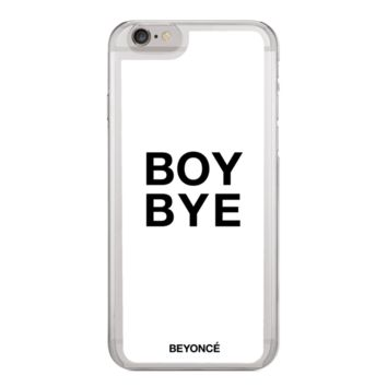 Boy Bye iPhone Case