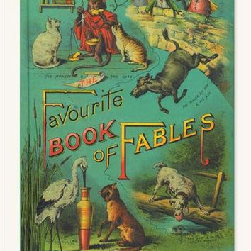 THE FAVOURITE BOOK OF FABLES