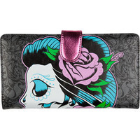 IRON FIST Sugar Witch Wallet 169155100 | wallets | Tillys.com