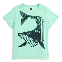 Tea Collection Whale Then Graphic T-Shirt (Toddler Boys & Little Boys) | Nordstrom