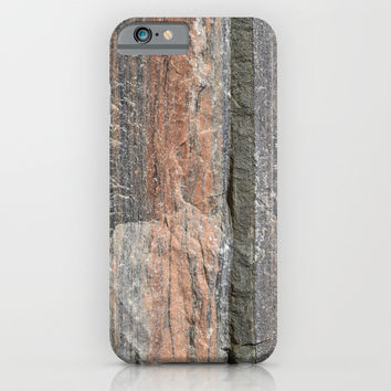 Red Rock iPhone & iPod Case by Stevestones