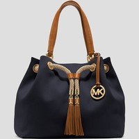 MICHAEL Michael Kors Tote - Marina Large Gathered