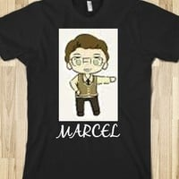 MARCEL CARTOON