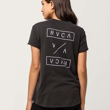 RVCA Far End Womens Tee | Graphic Tees