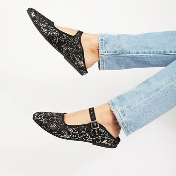 Free People Evie Mary Jane Flat