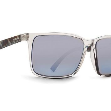 VonZipper - Lesmore Crystal Quartz Sunglasses / Grey Lenses