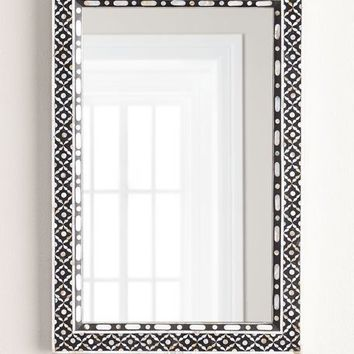 Jamie Young Evelyn Mother-of-Pearl Mirror