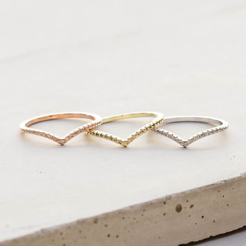 V Ring Set - Multi