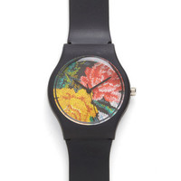 Cross-Stitch My Fingers Watch | Mod Retro Vintage Watches | ModCloth.com