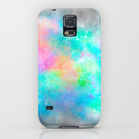 The Soul Becomes Dyed With the Colors of it's Thoughts (Galactic Watercolors) iPhone & iPod Case by soaring anchor designs ⚓ | Society6