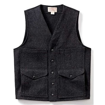 Filson Wool Cruiser Vest - Men's