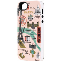 Rifle Paper Co. - Paris Map iPhone 5 + 5s Case - INLAY