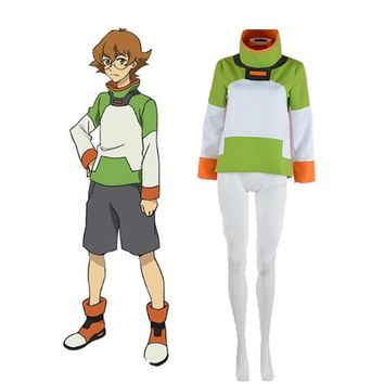 Voltron: Legendary Defender Pidge unisex coat Jacket Cosplay Costume clothing