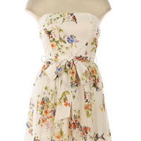 Tea in the Garden Dress