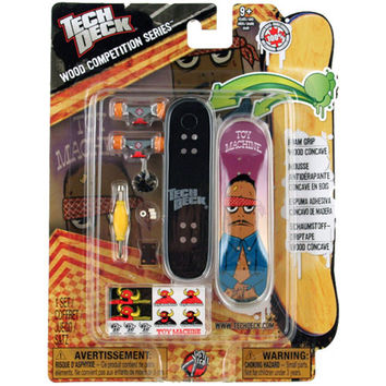 Tech Deck Wood Competition Series [Toy Machine]