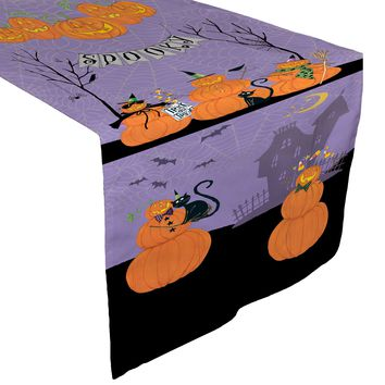 Happy Hauntings Table Runner