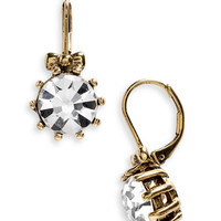 Betsey Johnson 'Iconic' Stone Drop Earrings | Nordstrom