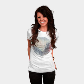 Fernweh Vol 2 T Shirt By HappyMelvin Design By Humans