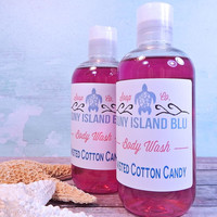 Twisted Cotton Candy Shower Gel