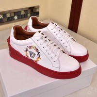 Versace Women Men Sneakers Newest Fashion High Qulity Shoes