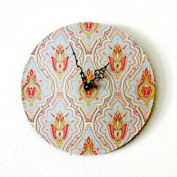 Bohemian Wall Clock - Decor and Housewares - Home and Living -  Home Decor - Unique Gift - Trending - Gift Idea