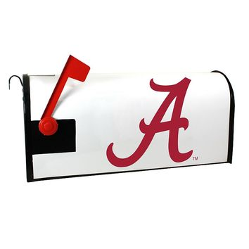 Alabama Crimson Tide Magnetic Mailbox Cover (Ala Team)