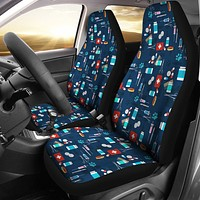 Veterinarian Profession Car Seat Covers
