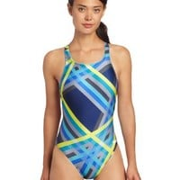 Speedo Women's Laser Stripe Recordbreaker