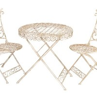A.M.B. Furniture & Design :: Patio furniture :: Garden Accessories :: Mid Summer Patio Garden Table and 2 Chair Set