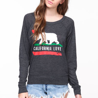 CALIFORNIA LOVE KNIT TOP