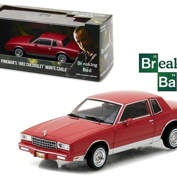 Jesse Pinkman's 1982 Chevrolet Montelo Breaking Bad TV 1:43 Diecast