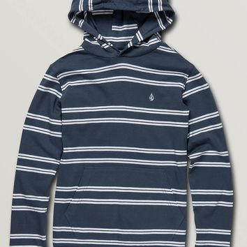 Volcom Beauville L/S Hooded(B)