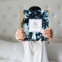 2016 Daily XO Planner – Marble