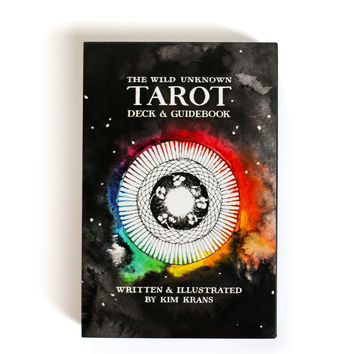 THE WILD UNKNOWN~Second edition tarot deck