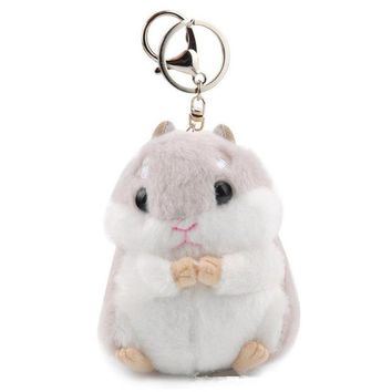 Adorable Interesting Hamster Plush Toy