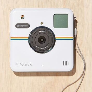 Polaroid Socialmatic Camera- White One