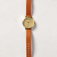 Modern Vintage Dot Watch