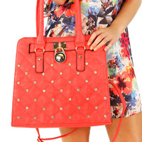 Don't Toy With Me Purse: Watermelon