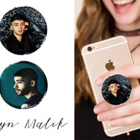 Zayn Malik Universal POP OUT Grip Holder Mount Stand for Phone Tablet iPhone | eBay