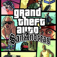 Grand Theft Auto: San Andreas [Black Label] (Sony PlayStation 2, 2004)