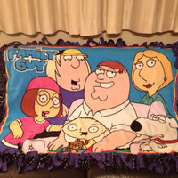 Family Guy Fleece Blanket