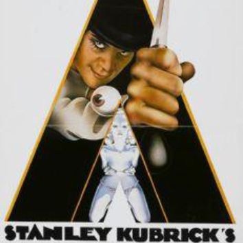 "A Clockwork Orange Poster Movie Poster Insert 14""X36"""