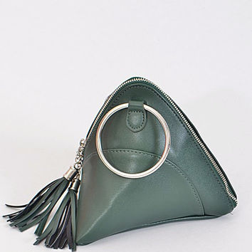 3D Triangle Handbag