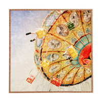 Lisa Argyropoulos Sea Swings Framed Wall Art