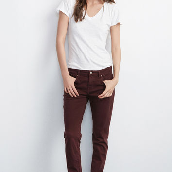 JENNY TAILORED BOYFRIEND JEAN