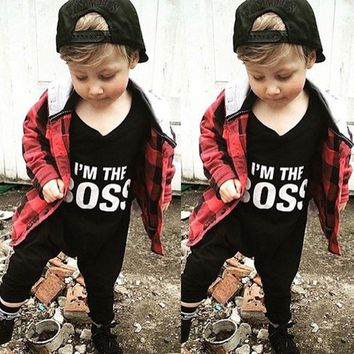 Cotton Newborn Toddler Baby Boys Girls Rompers Clothes Long Sleeve Cotton Romper Black Warm Jumpsuit Outfits