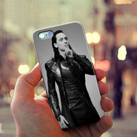 Tom Hiddleston Loki  Avengers case for Iphone 4, 4s, Iphone 5, 5s, Iphone 5c, Samsung Galaxy S3, S4, S5, Samsung Galaxy Note 2, Note 3.
