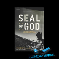 Seal of God by Chad Williams (signed)