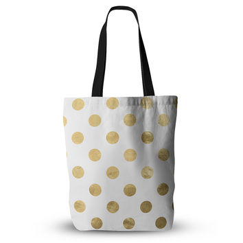 "KESS Original ""Scattered Gold"" Everything Tote Bag"